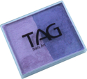 Picture of TAG Pearl Purple & Pearl Lilac Split Cake 50g