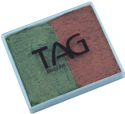 Picture of TAG Pearl Copper & Pearl Bronze Green Split Cake 50g