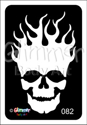 Picture of Skull Flame GR-82 - (5pc pack)