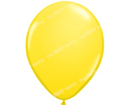 "Picture of Qualatex 5"" Round - Yellow (100/bag)"