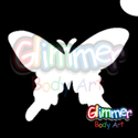 Picture of Butterfly Stencil 008 - (1pc)