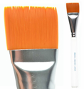 "Picture of Paradise Brush - Prisma 1"" Square (Flat) Brush - Large -842"