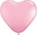 Picture of Qualatex 11 Inch Heart - Pink (100/bag)