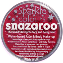 Picture of Snazaroo Sparkle  Red - 18ml