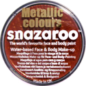 Picture of Snazaroo Metallic Copper - 18ml