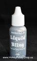 Picture of Amerikan Body Art Liquid Bling - Chrome Silver (0.5 oz)