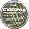 Picture of Snazaroo Sparkle Green - 18ml