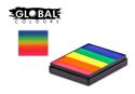 Picture of Global - Blending Cakes - Neon Rainbow - 50g