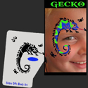 Picture of Gecko Stencil Eyes Profiles - SOBA