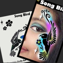 Picture of Song Bird Stencil Eyes Profiles - SOBA