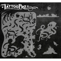 Picture of Tattoo Pro Stencil - Octopus (ATPS-106)