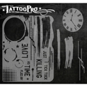 Picture of Tattoo Pro Stencil - Trash Polka (ATPS-108)