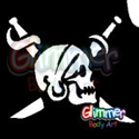 Picture of Pirate Sword Head - Side View - (5pc pack)