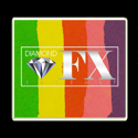 Picture of DFX Raving Rainbow Split Cake (RS50-90) - 50G