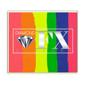 Picture of DFX Color-Splash Split Cake (RS50-24) - 50G