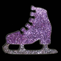 Picture of Figure Skate - Sparkle Stencil