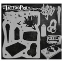 Picture of Tattoo Pro Stencil - Hip Hop (ATPS129)