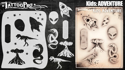 Picture of Tattoo Pro Stencil KIDS - Adventure (ATPS-KDS4)
