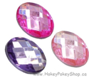 Picture of Oval Gems - Princess Set - 13x18mm (7 pc) (AG-O3)