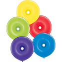 Picture of 16 Inch Geo Donut Radiant Assortment (50/bag)
