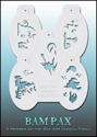 Picture of Bam Pax Stencils - 3024 - Haunted