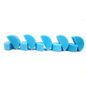 Picture of Paint Pal Lux Half Sponge - 20 Half Rounds