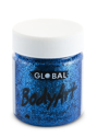Picture of Global Colours Blue Glitter Gel 45mL