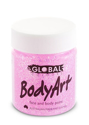 Picture of Global Colours Pink Glitter Gel 45mL