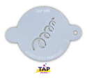 Picture of TAP 009 Face Painting Stencil - Spring