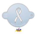 Picture of TAP 019 Face Painting Stencil - Ribbon