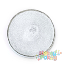 Picture of Superstar Silver White With Glitter Shimmer (Glitter White FAB) 45 Gram (065)