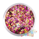 Picture of Art Factory Chunky Glitter - Vegas - 50ml