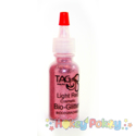 Picture of TAG Bio Glitter - Light Red (15ml)