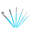 Picture of Hokey Pokey Brushes - Basic Set of 6