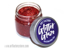 Picture of Glitter Glaze - Red - 30ml