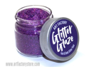 Picture of Glitter Glaze - Purple - 30ml