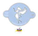 Picture of TAP 096 Face Painting Stencil - Dancing Little Fairy