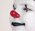 Picture of ProKNOWS Professional Clown Nose - Medium Gloss Red Tip (BC)