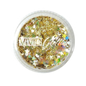 Picture of Vivid Glitter Glitter Gel - Gold Dust (25g)