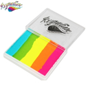 Picture of Kryvaline Bright Rainbow Split Cake (Regular Line) - 50g