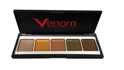 Picture of Venom Alcohol Activated Temporary Tooth Color Palette - Decay
