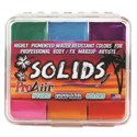Picture of ProAiir Solids - Tropical Palette (6x7gr)