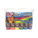 Picture of ProAiir Hybrid - Rainbow UV Colour Airbrush Paint Set ( 6 x 2 oz )