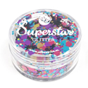 Picture of Superstar Chunky Glitter - Carnival (8ml)