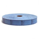 Picture of Blank Roll Tickets -  Blue ( 2000 per roll )