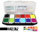 Picture of Fusion Sampler Face Painting Palette