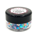 Picture of Amerikan Body Art Chunky Glitter Creme - Capricorn (7 gr)
