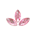 Picture of Pointed Eye Gems - Pink - 7x15mm (15 pc) (SG-PE5)