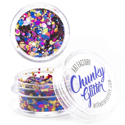Picture of Art Factory Chunky Glitter - Fiesta - 10ml