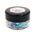 Picture of Amerikan Body Art Chunky Glitter Creme - Capricorn (20 gr)